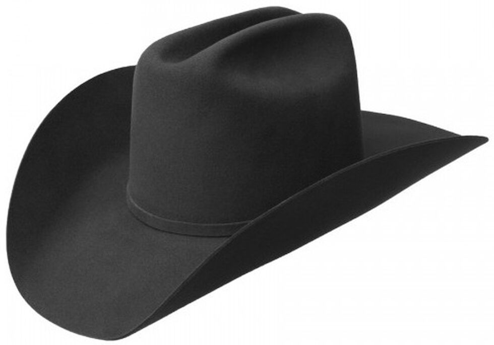 5c060eb4cf9 Bailey Men s Wheeler 3X Wool Felt Cowboy Hat - Country Outfitter