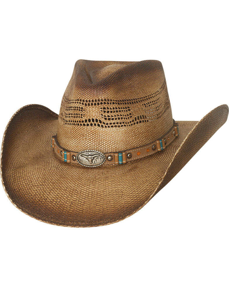 Bullhide Men s Natural Craving You Straw Cowboy Hat - Country Outfitter 3c130c54f8a6