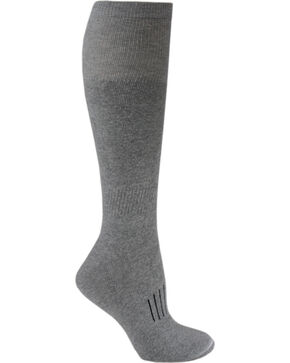 Schaefer Outfitter Men's Valley Wellington Boot Socks , Charcoal, hi-res