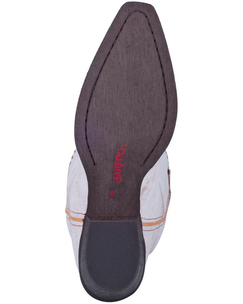 Laredo Women's Shaylene Western Boots - Snip Toe, White, hi-res