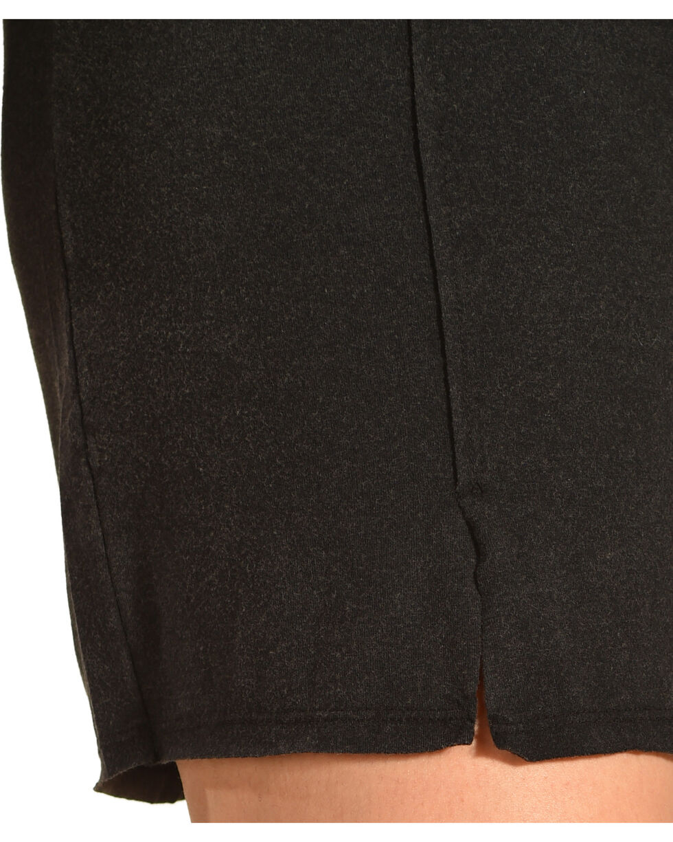 Angel Premium Women's Odette Dress - Plus, Black, hi-res