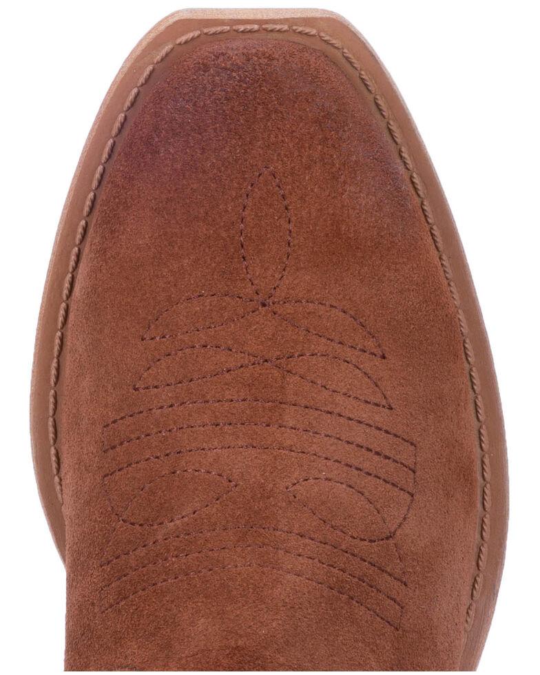 Dingo Women's Whiskey Harness Moto Boots - Snip Toe, Wheat, hi-res