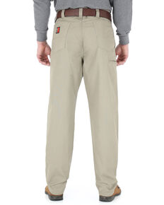 Wrangler Riggs Men's Technician Work Pants, Dark Khaki, hi-res
