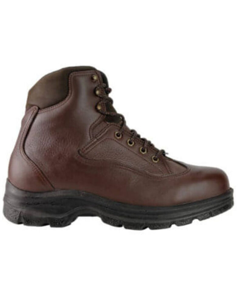 Thorogood Men's Signature Series Work Boots - Steel Toe, Brown, hi-res