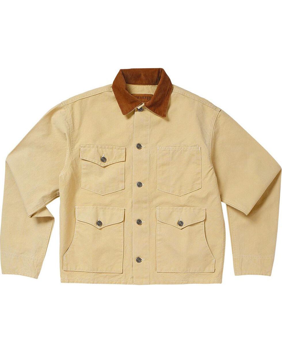 Schaefer Outfitter Men's Chamois Vintage Brush Jacket - 2XL, Lt Brown, hi-res