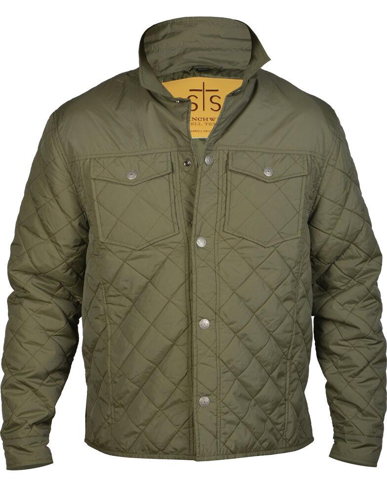 STS Ranchwear Men's Cassidy Jacket - Big & Tall, Green, hi-res