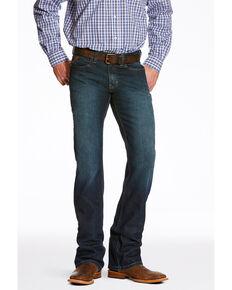 Ariat Men's M7 Fremont Legacy Straight Stretch Jeans, Blue, hi-res