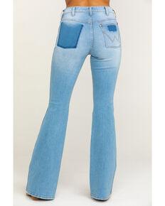 Wrangler Women's Modern Malibu Flare Jeans, Blue, hi-res