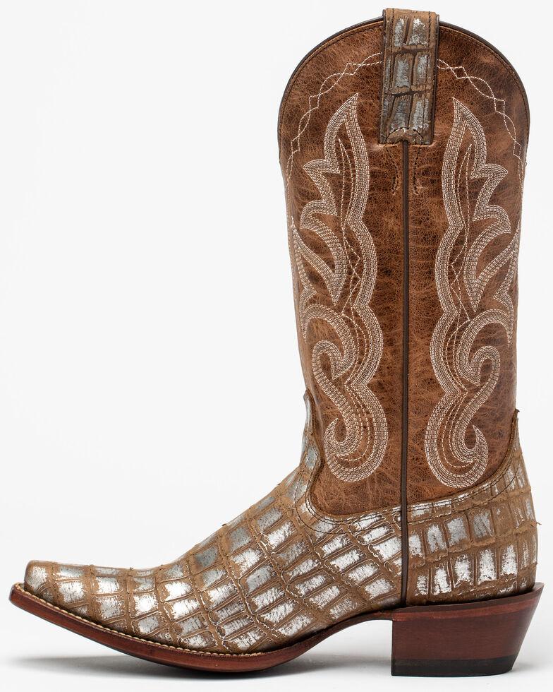 Shyanne Women's Shyne Western Boots - Snip Toe, Tan, hi-res