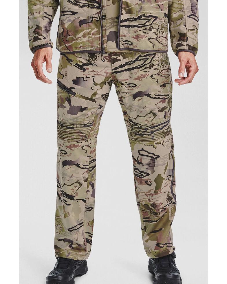 Under Armour Men's Barren Camo Brow Tine Work Pants , Camouflage, hi-res