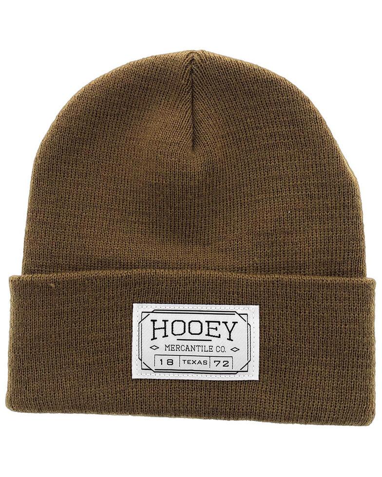HOOey 2 Piece Patch Work Beanie Pack , Multi, hi-res