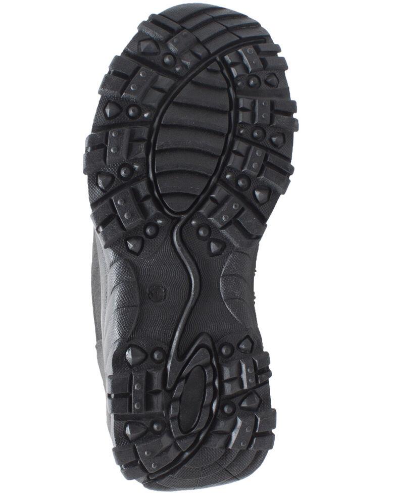Ad Tec Boys' Waterproof Hunting Boots - Round Toe, Dark Brown, hi-res