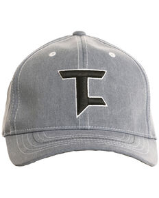 Tuf Cooper Men's Embroidered Black Logo Cap, Indigo, hi-res