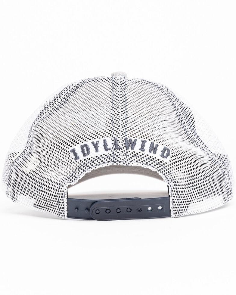 Idyllwind Women's Boss Lady Grey Ball Cap , Grey, hi-res