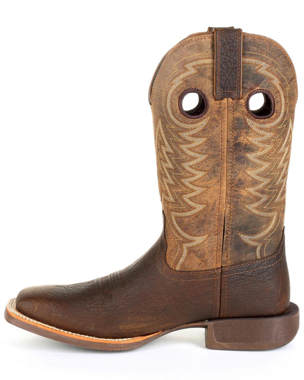 Durango Men's Rebel Pro Western Work Boots - Square Toe, Brown, hi-res