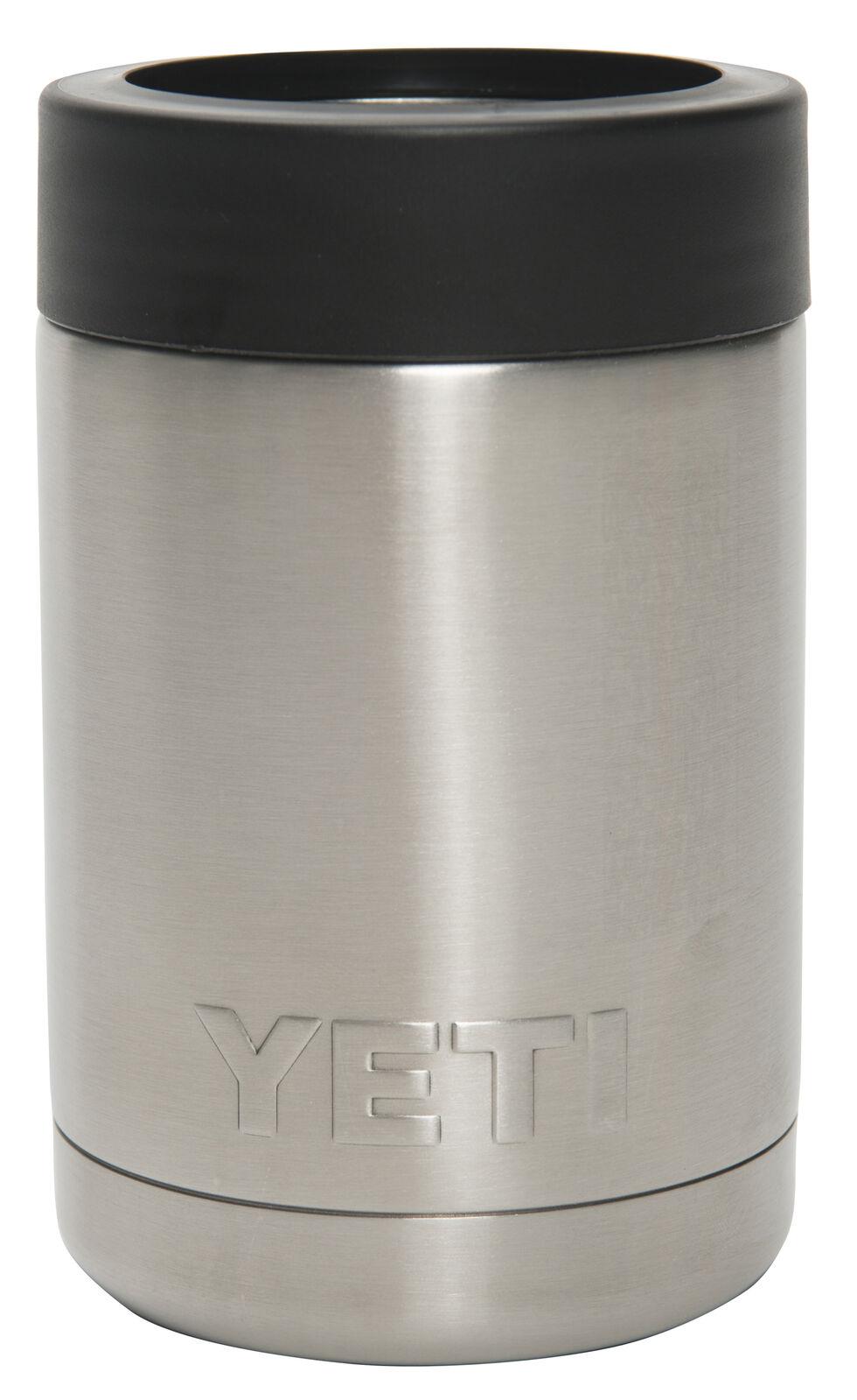 YETI Coolers Rambler Colster, Silver, hi-res