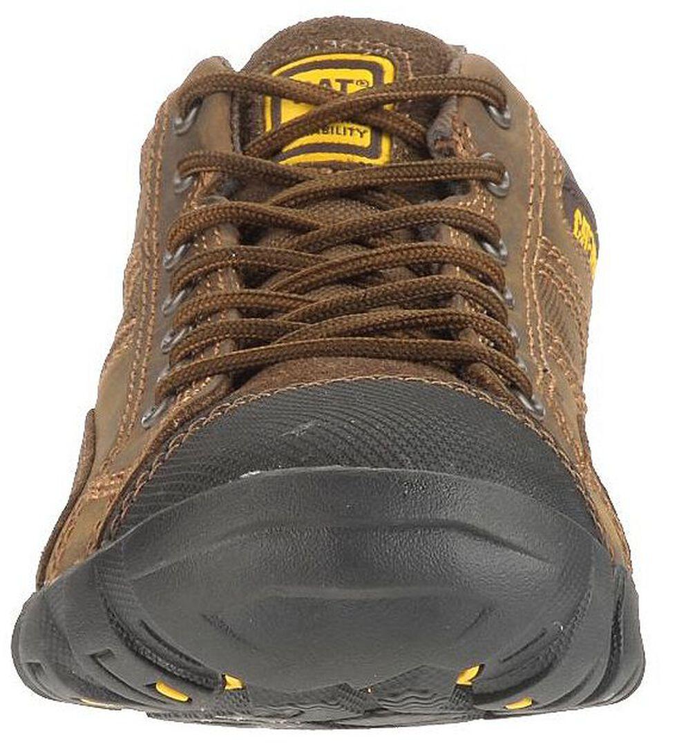 Caterpillar Argon Lace-Up Work Shoes - Composite Toe, Dark Brown, hi-res