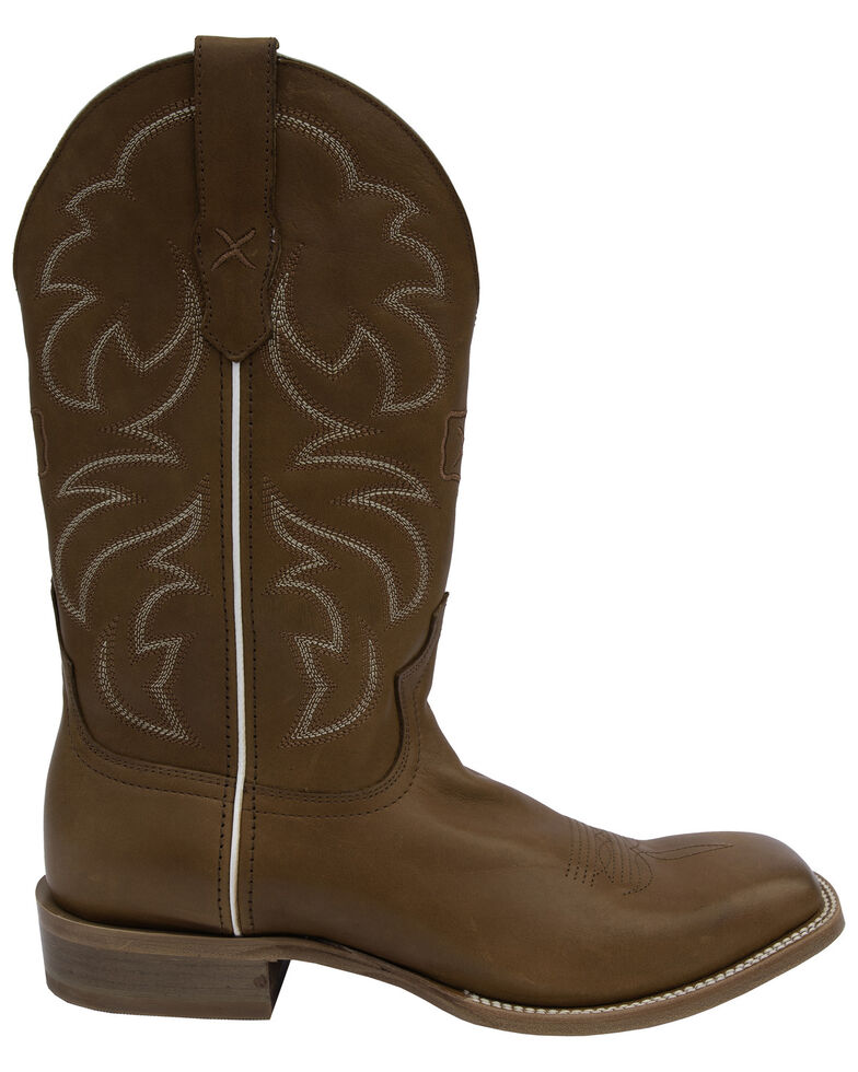 Twisted X Men's Rancher Western Boots - Square Toe, , hi-res