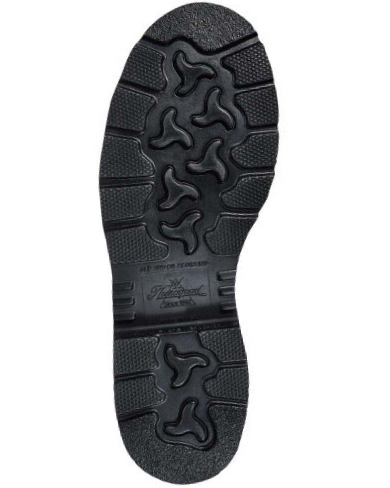 Thorogood Men's Crazyhorse Waterproof Work Boots - Steel Toe, Brown, hi-res