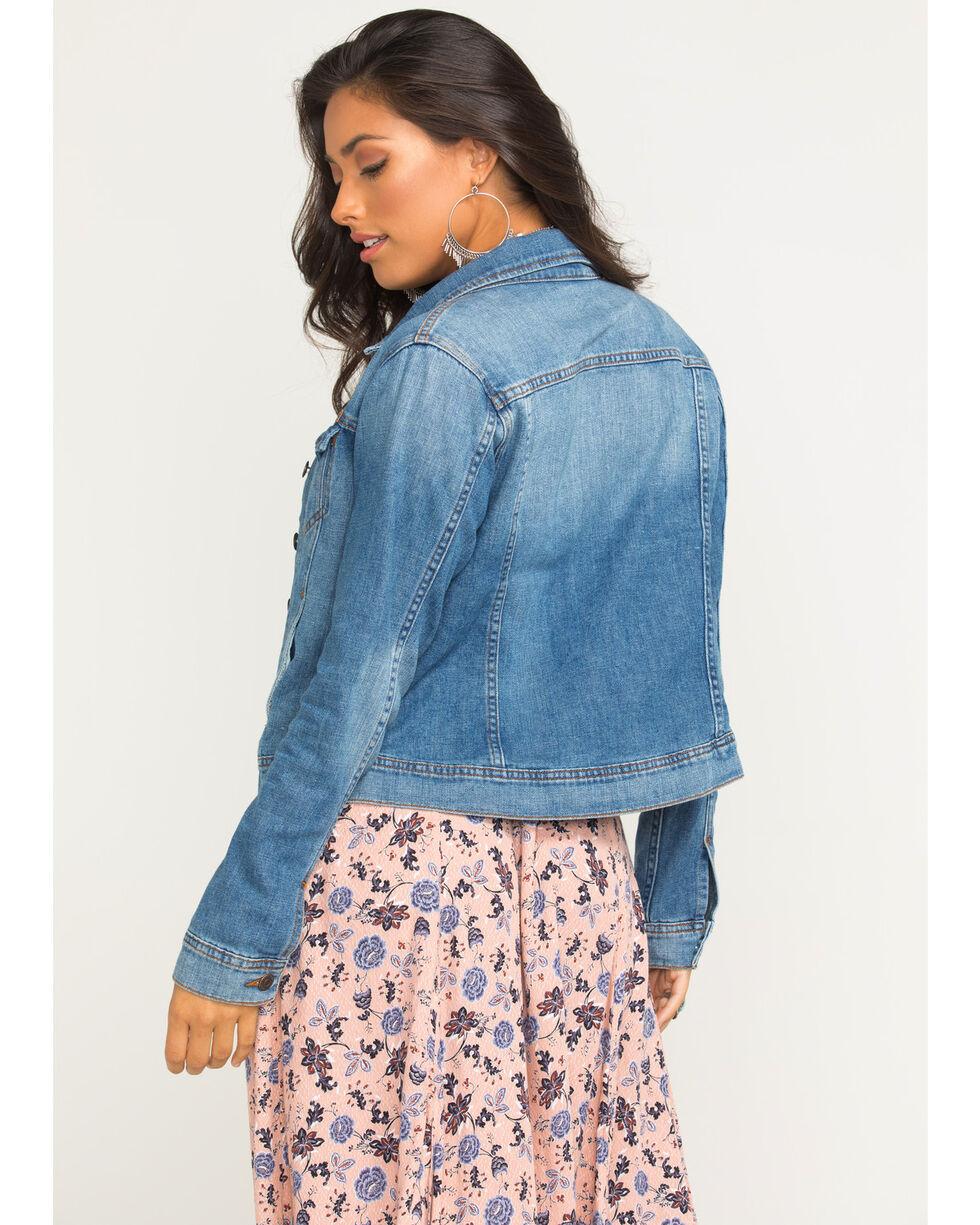 Idyllwind Women's Nashville Trustie Denim Jacket, Blue, hi-res