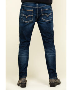 Moonshine Spirit Men's Ridin High Ultra Stretch Skinny Jeans , Blue, hi-res