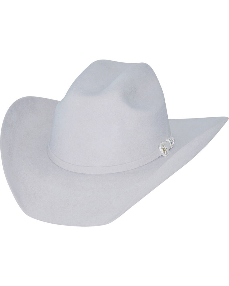 Bullhide Kids  Silver Belly Legacy 8X Fur Blend Cowboy Hat - Country ... 7c4f1c5940fb
