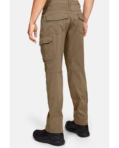 Under Armour Men's Tan Tactical Enduro Cargo Work Pants, Tan, hi-res
