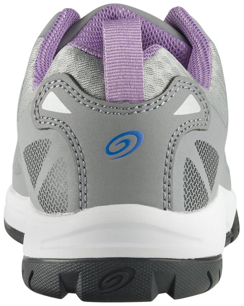 Nautilus Women's Grey Velocity Work Shoes - Composite Toe, Grey, hi-res