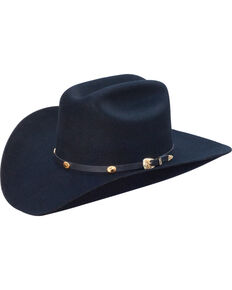 Silverado Men's Colt Western Hat , Black, hi-res