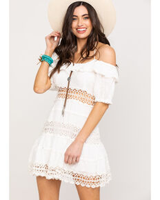 Free People Women's Cruel Intentions Dress, Ivory, hi-res