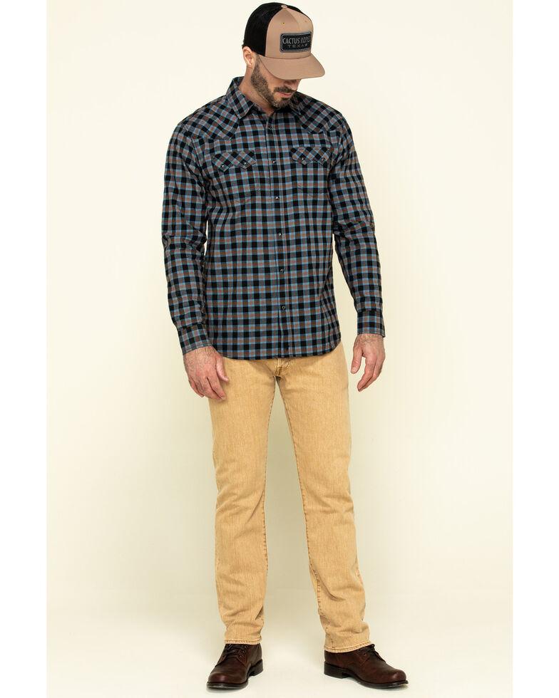 Levi's Men's Tan Desert Woods Original Stretch Fit Jeans , Tan, hi-res