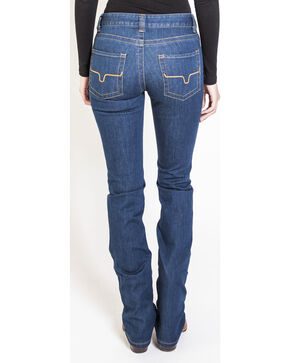 Kimes Ranch Women's Betty 17 Modest Boot Cut Jeans, Indigo, hi-res