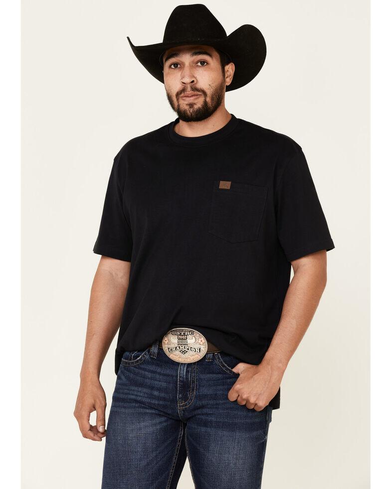 Cody James Men's Billet Rigid Medium Wash Regular Bootcut Jeans , Blue, hi-res