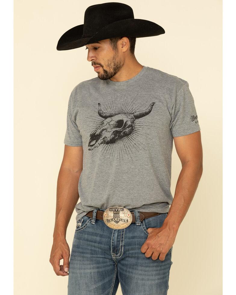 Rock & Roll Cowboy Men's Revolver Reflex Medium Stretch Slim Straight Jeans , Blue, hi-res