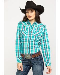 Ariat Women's R.E.A.L. Sweetheart Long Sleeve Western Shirt, Multi, hi-res