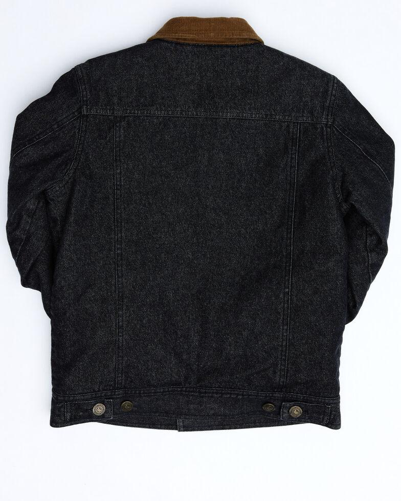 Cody James Boys' Grand Teton 2.0 Western Dark Denim Jacket , Dark Blue, hi-res