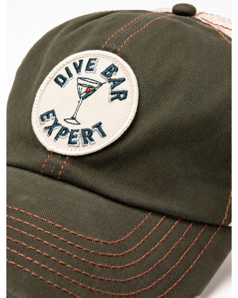 Idyllwind Women's Lets Hit The Dive Bars Ball Cap , Olive, hi-res