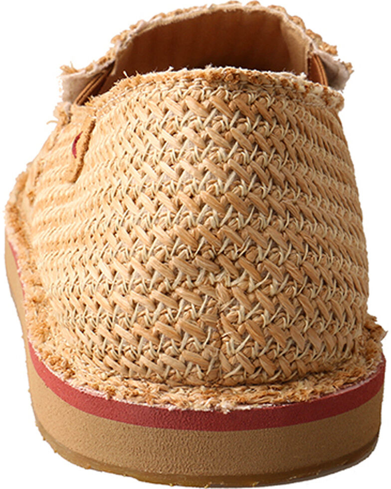 Twisted X Men's Tan Pattern Casual Loafers - Moc Toe, Tan, hi-res