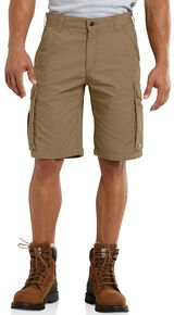 Carhartt Force Tappan Cargo Shorts, Brown, hi-res