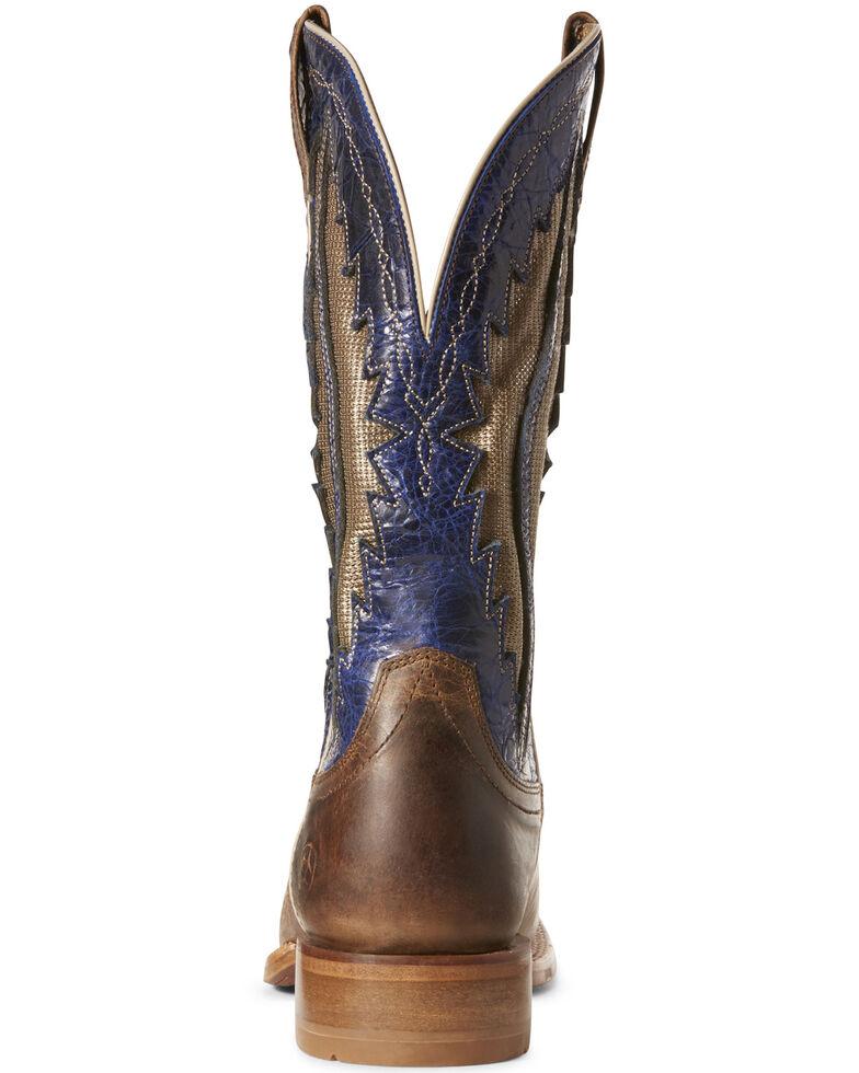 b240a7e42d6 Ariat Men's Fresh VentTEK Western Boots - Wide Square Toe