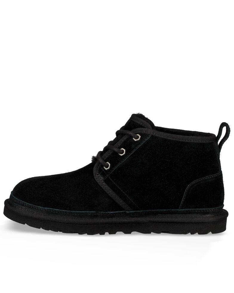 UGG Women's Neumel Chukka Boots - Round Toe, Black, hi-res