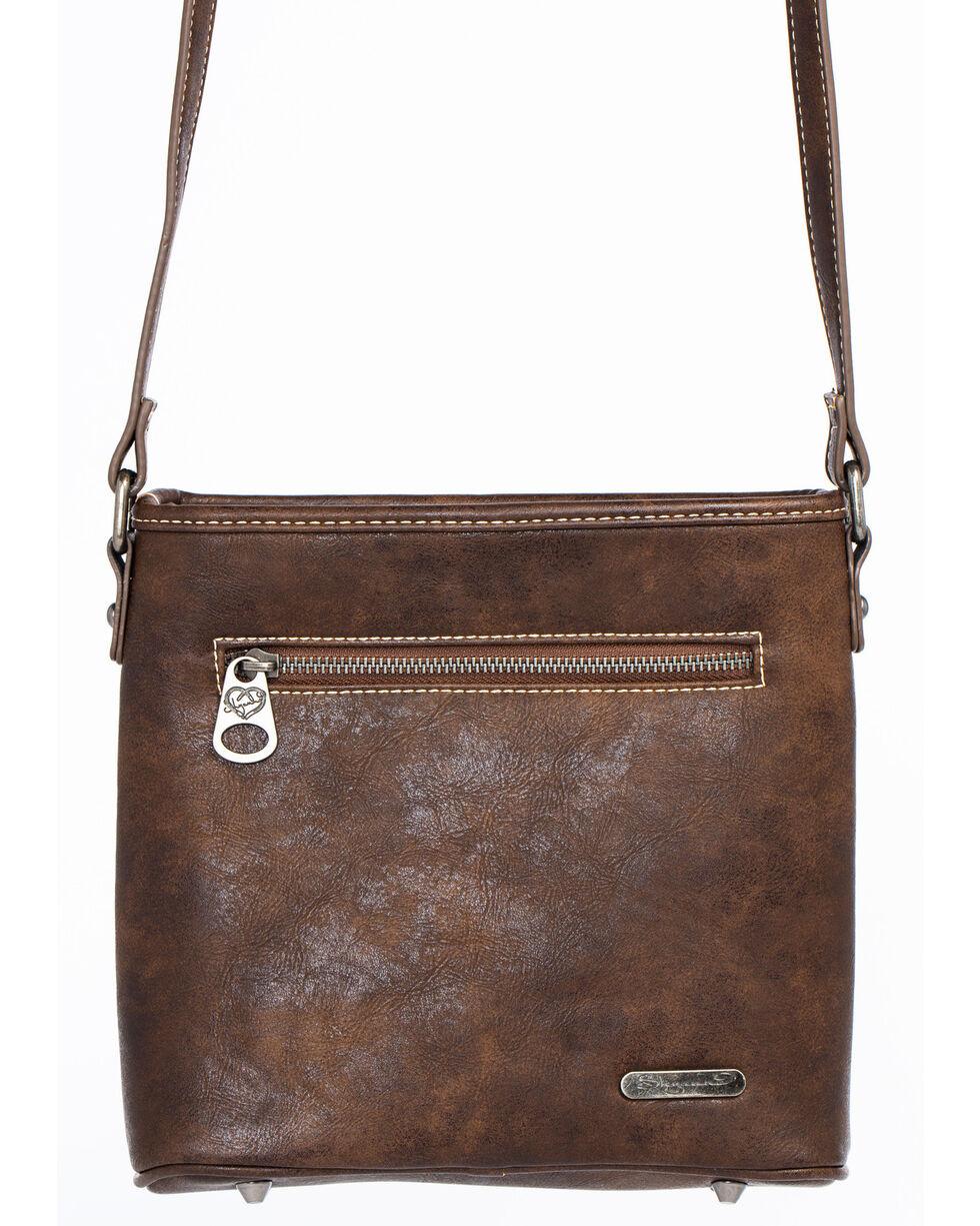 Shyanne Women's Glitter Underlay Crossbody Bag, , hi-res