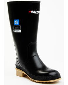 Baffin Women's Processor Rubber Boots - Composite Toe, Black, hi-res
