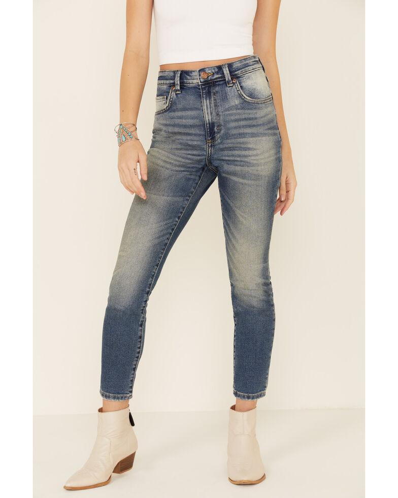 Lee Women's Always Iconic Skinny Jeans, Blue, hi-res