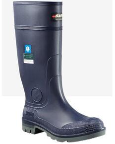 Baffin Men's Bully Rubber Boots - Composite Toe, Blue, hi-res