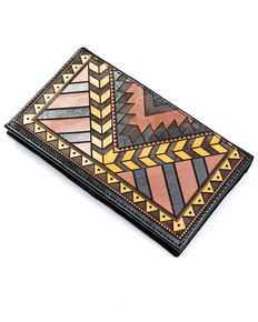Idyllwind Women's Holy Smokeshow Wallet, Brown, hi-res