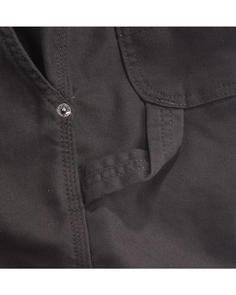 Dickies Men's Black Tough Max Carpenter Pants , Black, hi-res