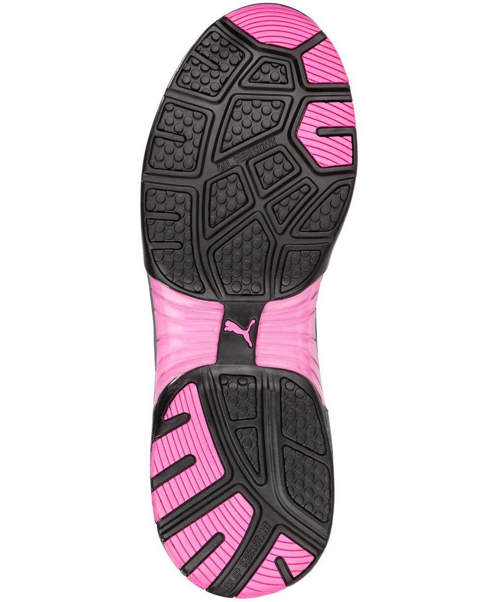 Puma Women's Celerity Knit Work Shoes - Steel Toe, Grey, hi-res