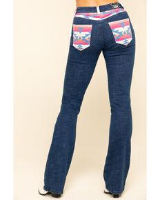 Ranch Dress'n Women's Mesa Bootcut Jeans , Blue, hi-res