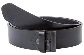 Mountain Khakis Men's MK Leather Belt (Belt Only) , Black, hi-res